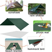 Waterproof Camping Shelter Tent - Colorado Outfitters