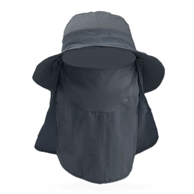 Outdoor Windproof Sun Hat - Colorado Outfitters