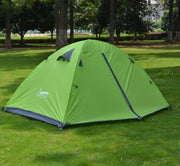 Hiking Lightweight Aluminum Camping Tent - Colorado Outfitters