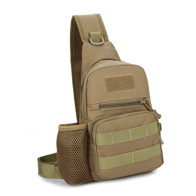 Outdoor Military Tactical Crossbody Bag - Colorado Outfitters