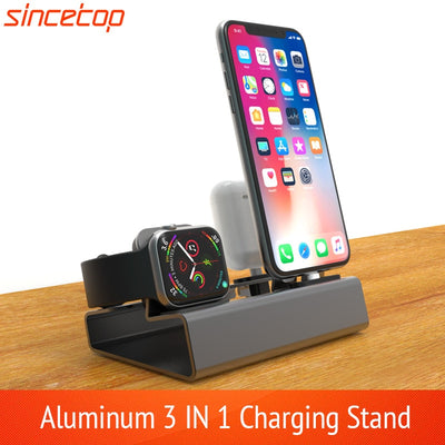 Aluminum 3 in 1 Charging Dock - Colorado Outfitters