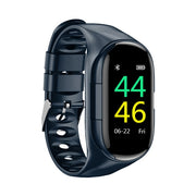 2 In 1 AI Smart Watch With Bluetooth Earphone - Colorado Outfitters