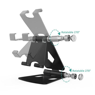 Aluminum Alloy Mobile Phone Tablet Stand - Colorado Outfitters