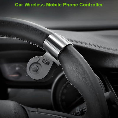 Car Steering Wheel Mobile Phone Controller - Colorado Outfitters