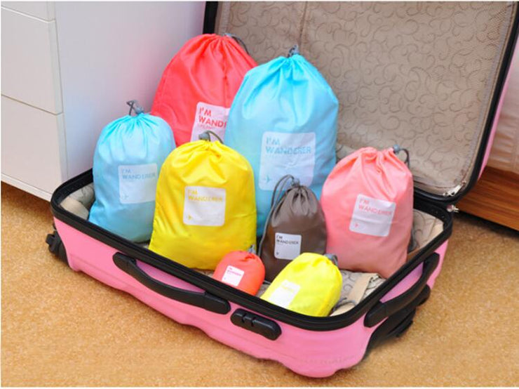Waterproof Travel Shoe Makeup Organizer Bag - Colorado Outfitters