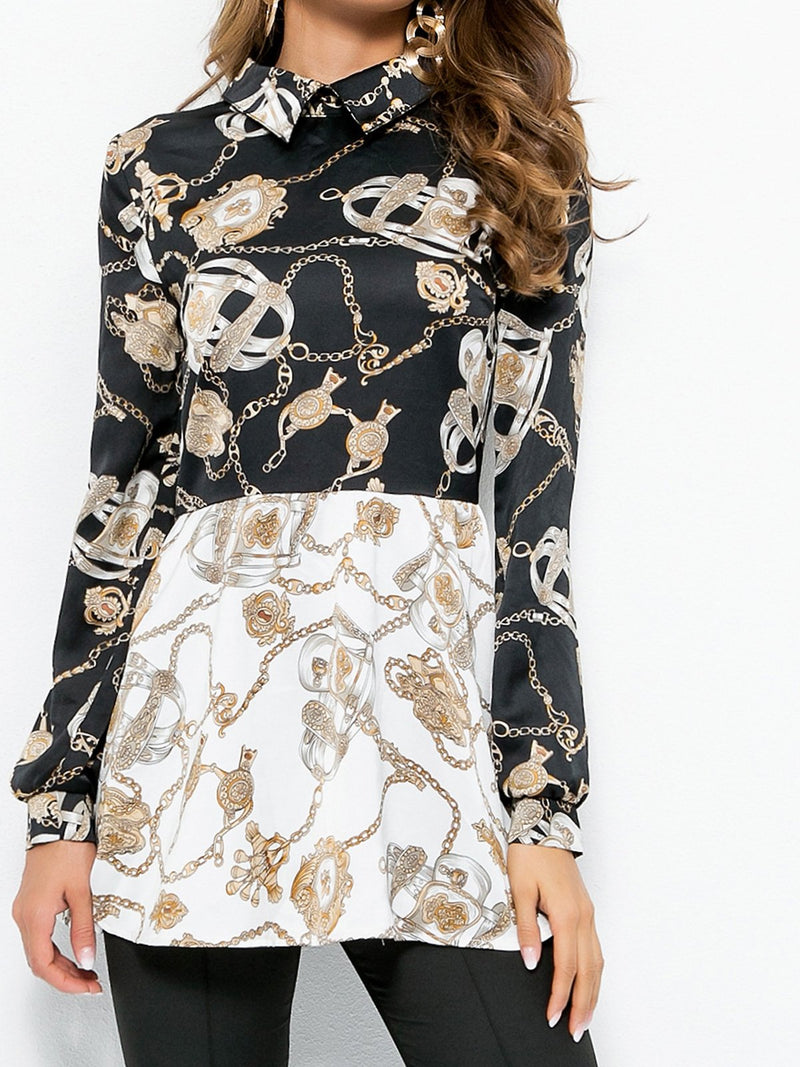 Fashion Squre Collar Split Joint Floral Printed Bow Mini Dress
