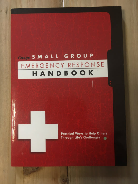 Small Group's Emergency response handbook - ChezCarpus.com