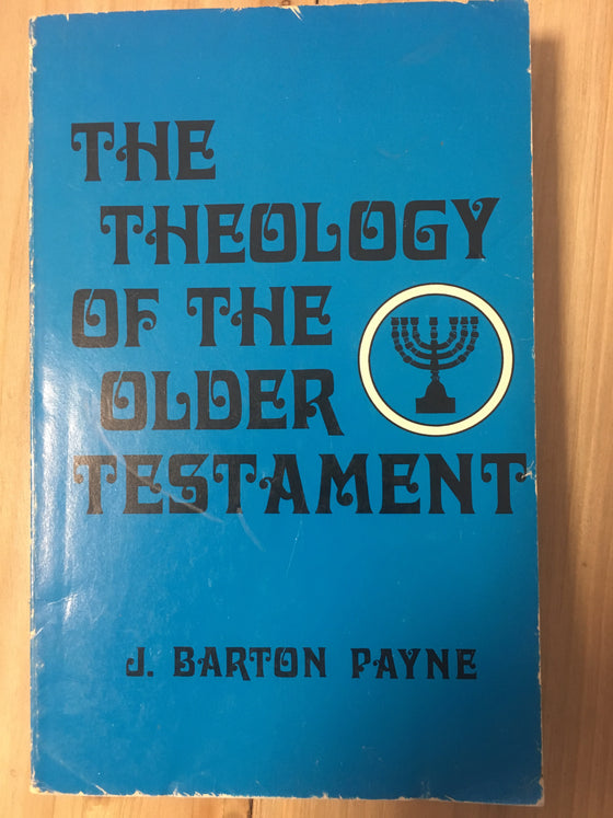 The theology of the older testament - ChezCarpus.com