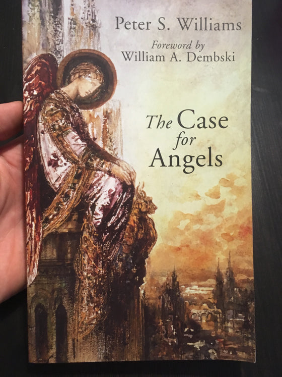 The Case For Angels - ChezCarpus.com