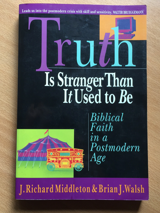 Truth is stranger than it used to be :Biblical faith in Post modern age