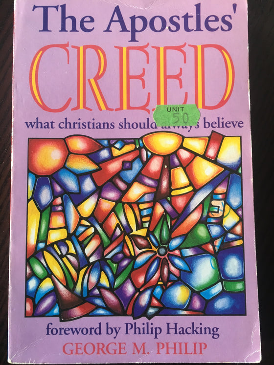 The apostles' creed - ChezCarpus.com