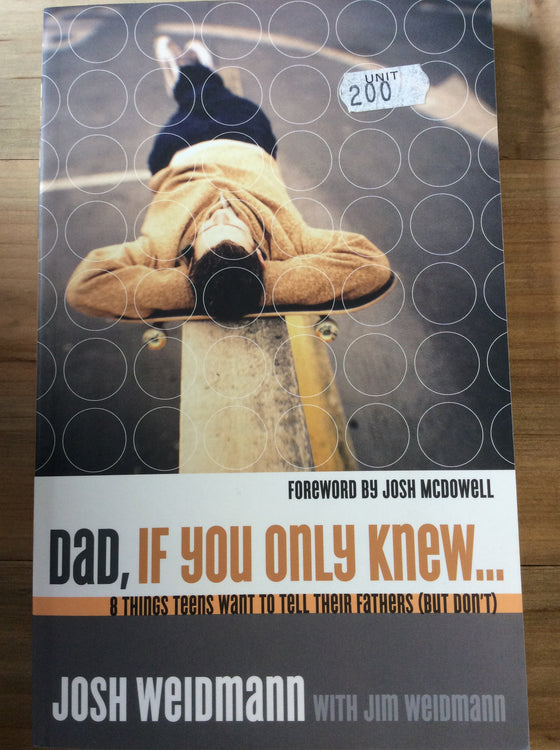 Dad, if you only knew... - ChezCarpus.com