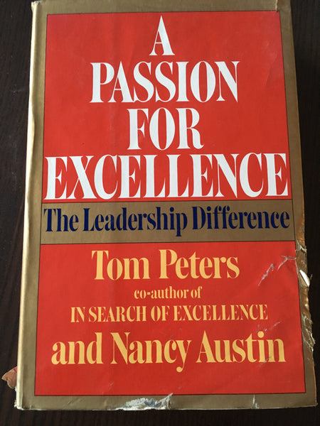 A passion for excellence (non-chretien)