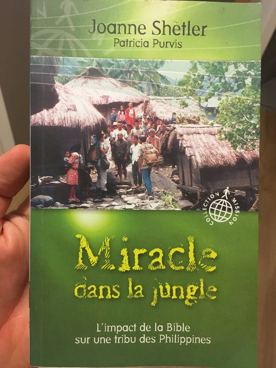 Miracle dans la jungle - ChezCarpus.com