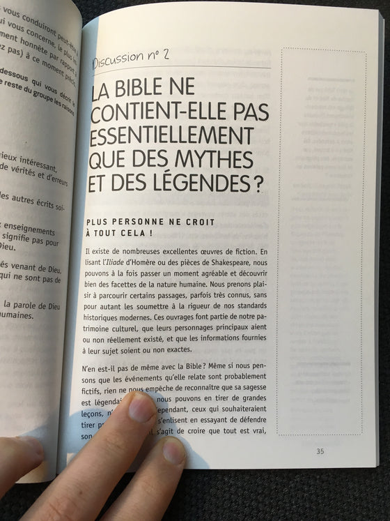 Peut-on se fier à la Bible? - ChezCarpus.com