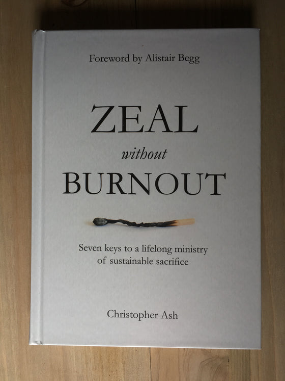 Zeal without burnout - ChezCarpus.com