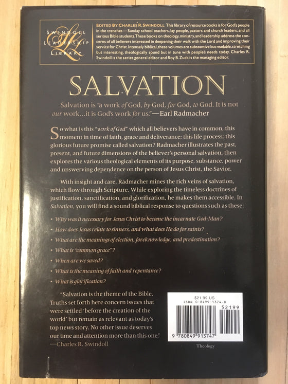Salvation - ChezCarpus.com