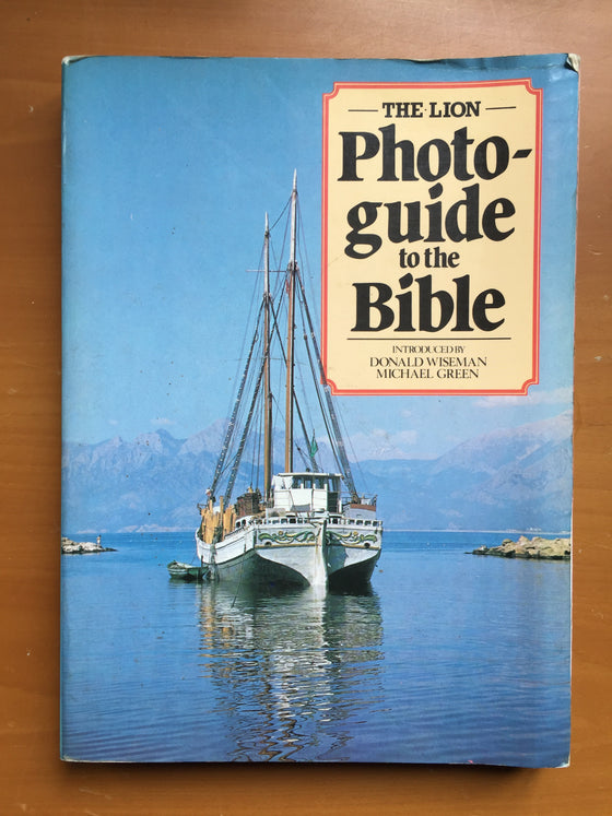 Photo guide to the Bible