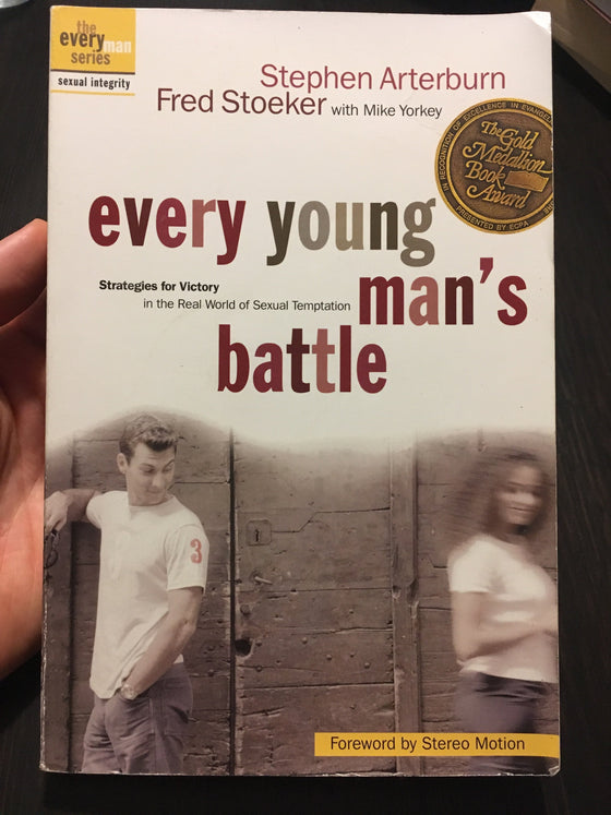 Every young man's battle - ChezCarpus.com
