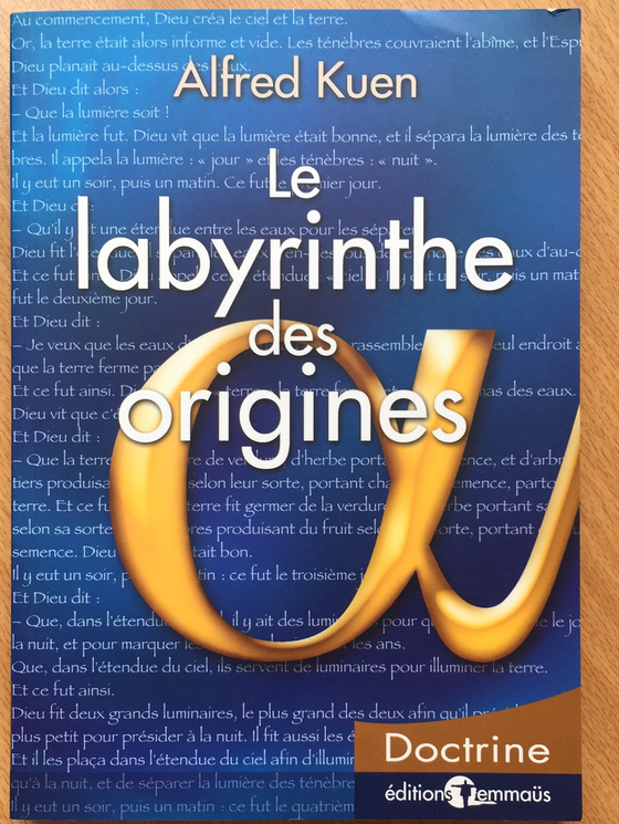 Le labyrinthe des origines