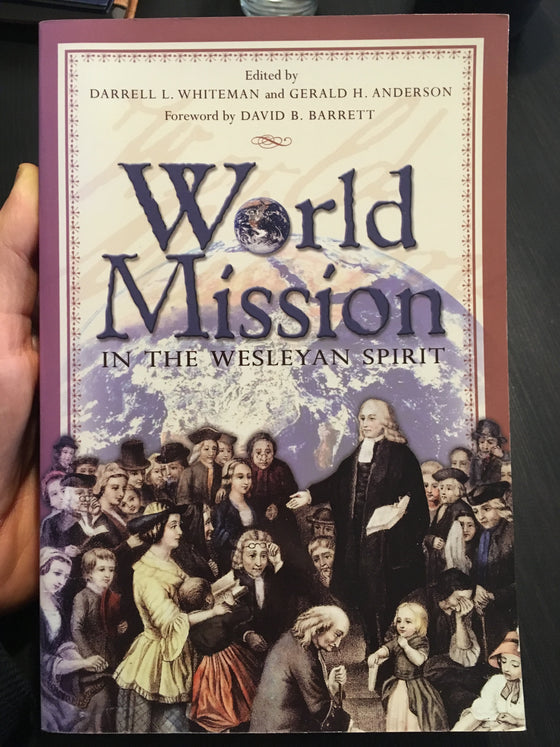 World Mission in the Wesleyan Spirit - ChezCarpus.com