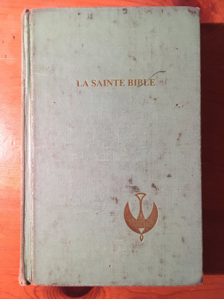 La sainte bible : traduction colombe