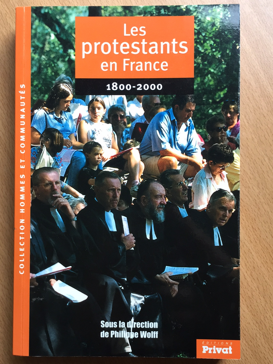 Les protestants en France : 1800-2000