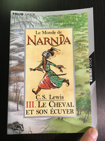 Le cheval et son écuyer (Narnia vol 3)