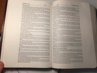 NASB Wide-Margin Bible