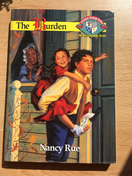 The Burden (vol. 9)