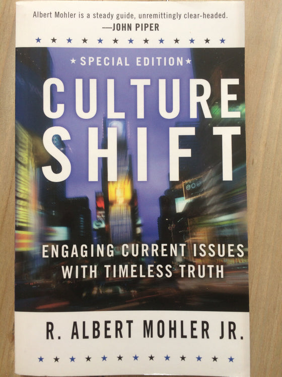 Culture shift - ChezCarpus.com