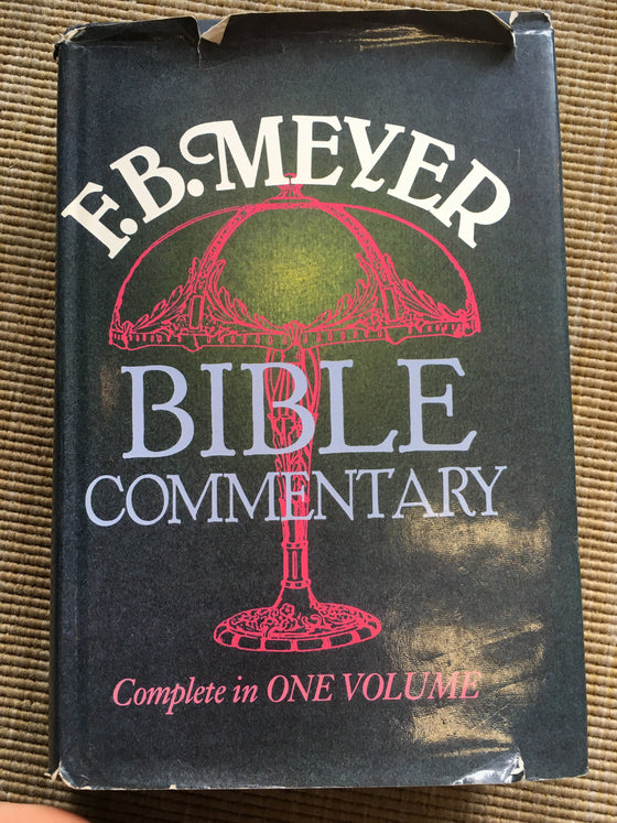 Bible Commentary: complete in one volume - ChezCarpus.com