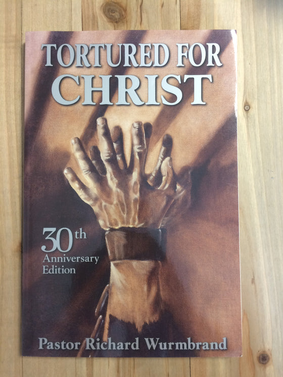 Tortured for christ - ChezCarpus.com