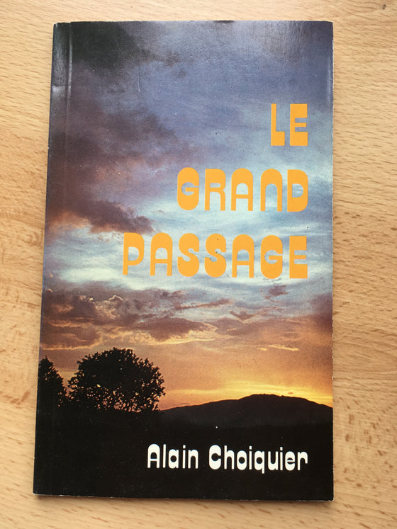 Le grand passage - ChezCarpus.com