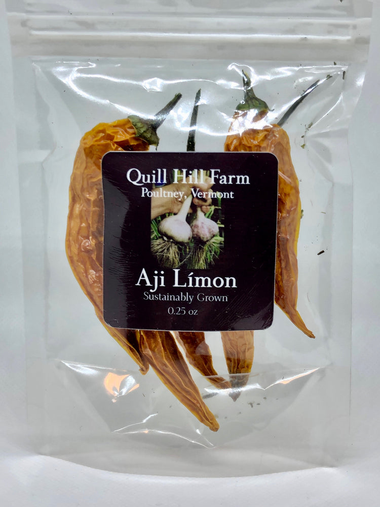 Aji Limon Dried Peppers