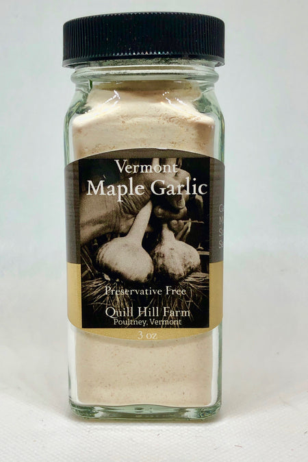 Maple Garlic Powder Large
