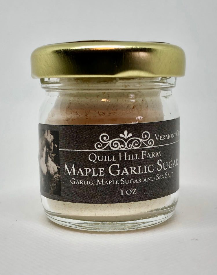 Maple Garlic Powder Small