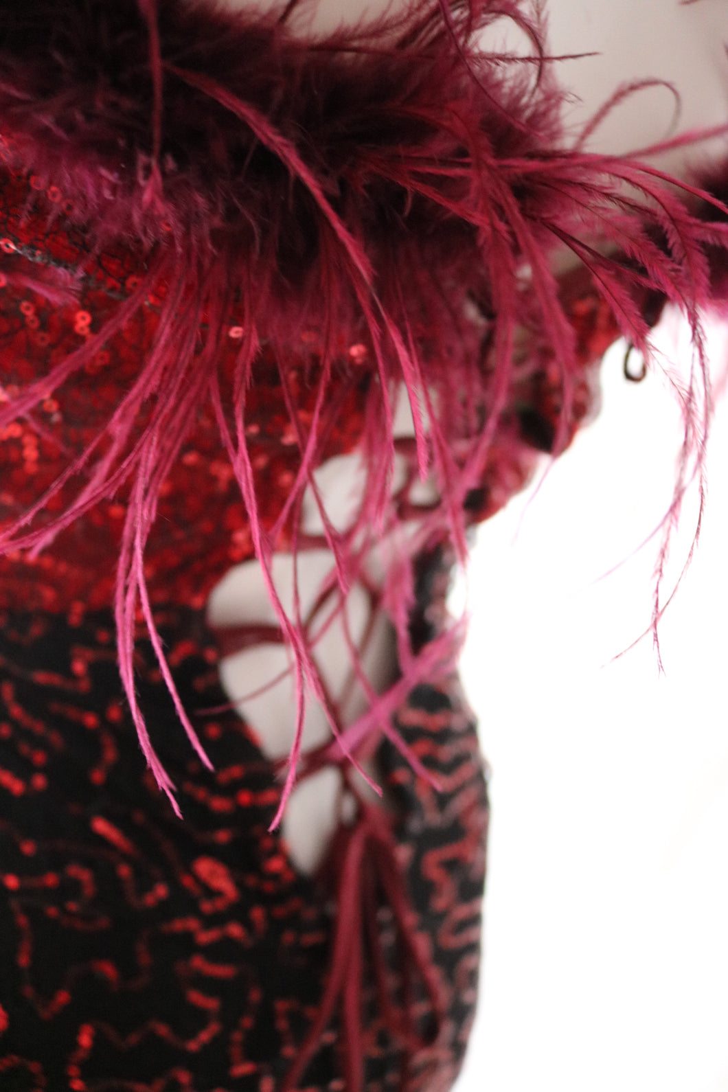Padded Bridal Headband Ivory