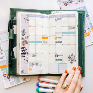 Wildflower Weeks Monthly Kit