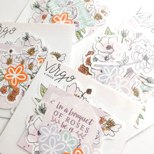 Wildflower Sticker Die Cuts