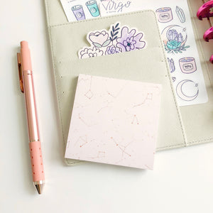 Constellation Sticky Notes