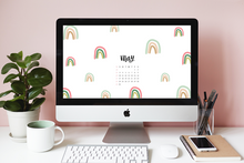 May 2020 Calendar Wallpaper Freebie