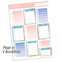 Starstruck Weekly Hand Drawn Planner Sticker Kit