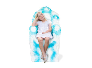 ORIGINAL FROZEN PHOTO BOOTH AND PARTY DECORATION: DIY ELSA'S FROZEN THRONE