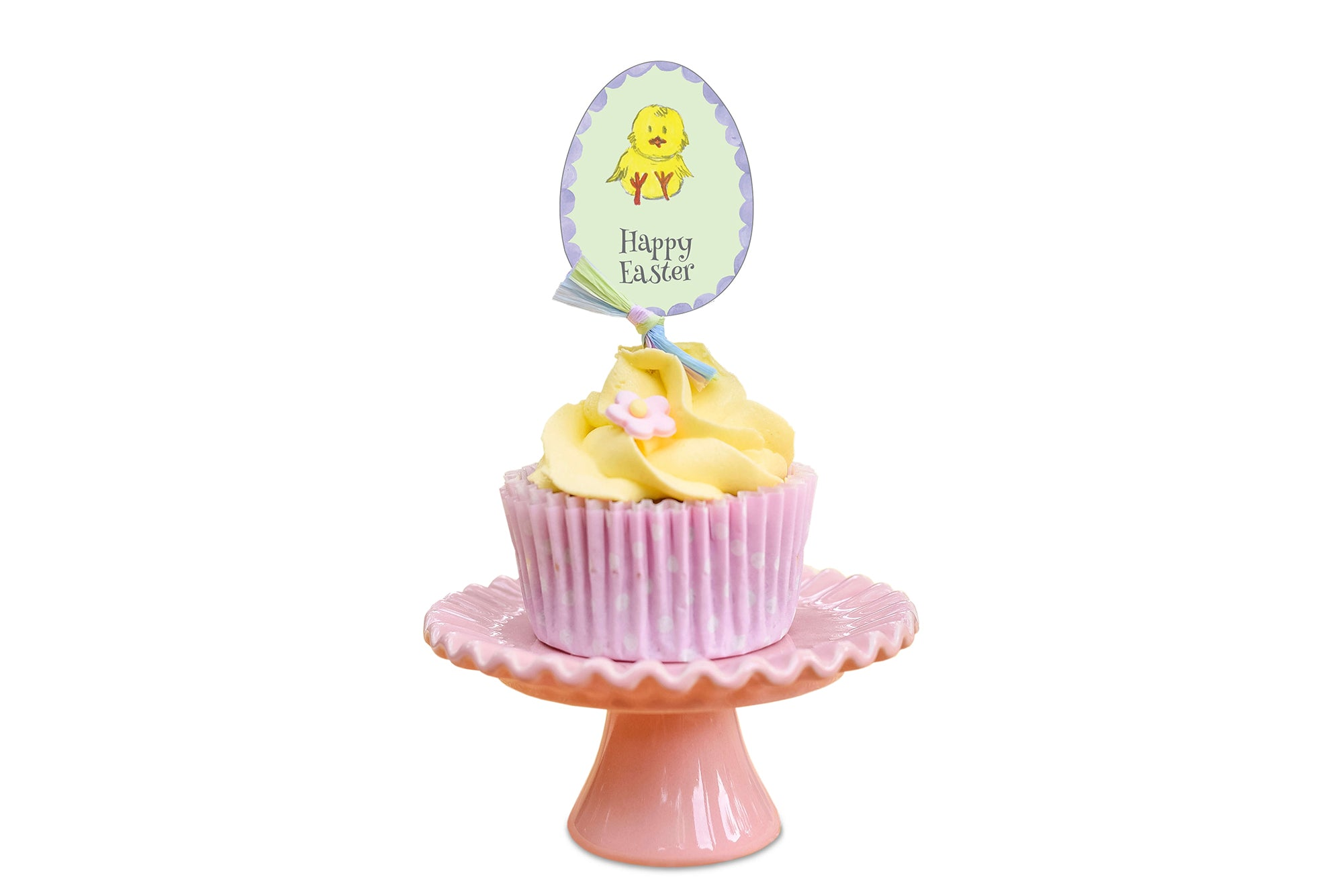 Easter-cupcake-Toppers-wrappers-decoration-Party-DIY