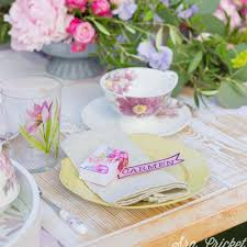 10 TIPS TO CREATE YOUR OWN AFTERNOON TEA PARTY