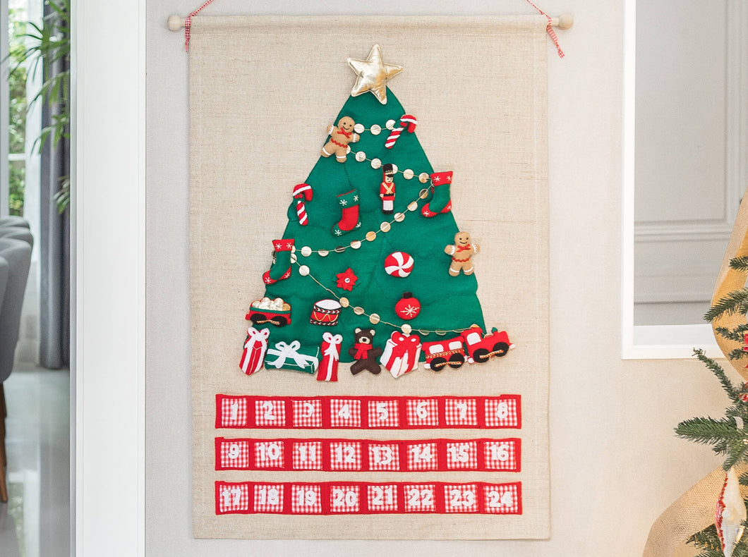 Christmas Advent Calendar Fatima Home