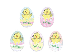 Painted Easter Egg Collection Party Set - 5 Products - Direct download