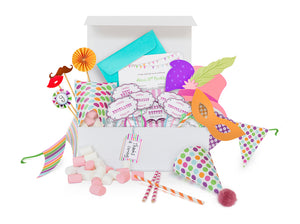 Kids Party Boxes | Party Gift Boxes | Personalised Party Boxes