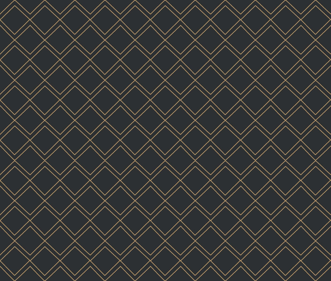 Seamless Background gold foil grid, mesh - DIGITAL PRODUCT -Abstract geometric texture - Diamonds motif -Wallpaper - Instant Download - SVG, EPS, PDF